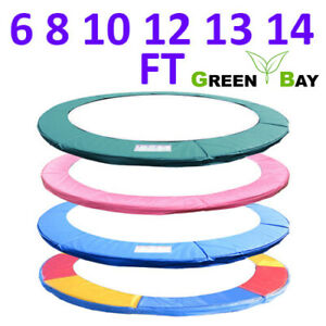 6-8-10-12-13-14-FT-Replacement-Trampoline-Pad-Safety-Guard-Spring-Cover-Padding