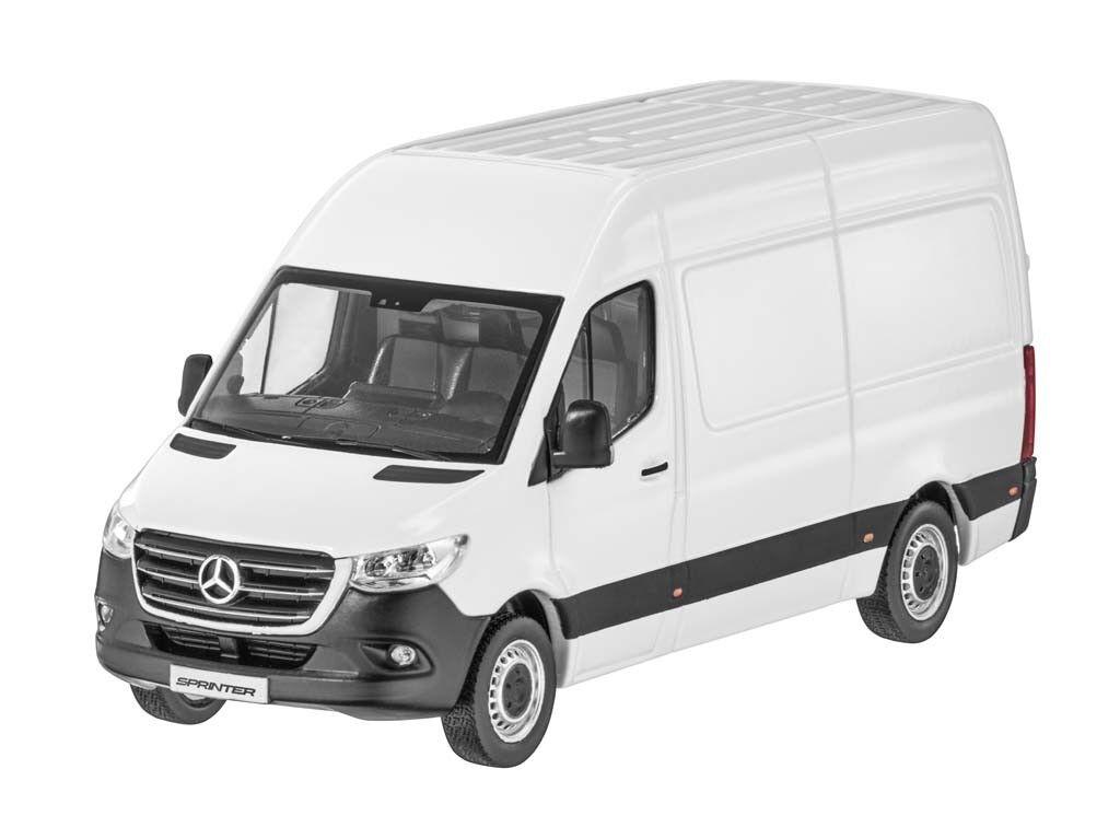 Origin. Mercedes-Benz Modellauto Sprinter Kastenwagen BR910 BR907 weiß 1 43 NEU  | Queensland