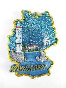Magnet-Bodensee-Lindau-Polyresin-Souvenir-Deutschland-Germany
