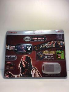 Disney-Mix-Max-Pirates-Of-The-Caribbean-Video-MP3-Digital-Media-Player-Sealed