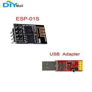 ESP8266-ESP-01S-Wireless-Wifi-Module-USB-to-ESP-01-Adapter-with-CH340G-Driver