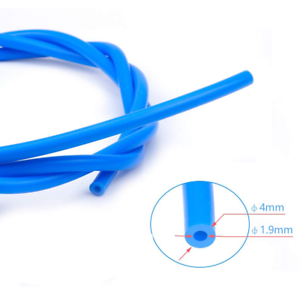 Details about Anycubic i3 Mega PTFE Tube 1 9mm ID For 1 75mm Filament  MEGA-S Capricorn UK