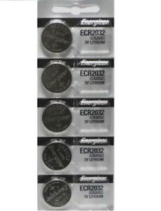 5-PC-ENERGIZER-CR2032-WATCH-BATTERIES-3V-LITHIUM-CR-2032-DL2032-BR2032