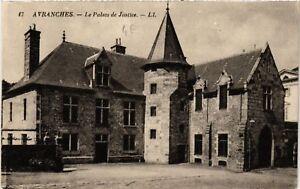 CPA-Avranches-Le-Palais-de-Justice-633104
