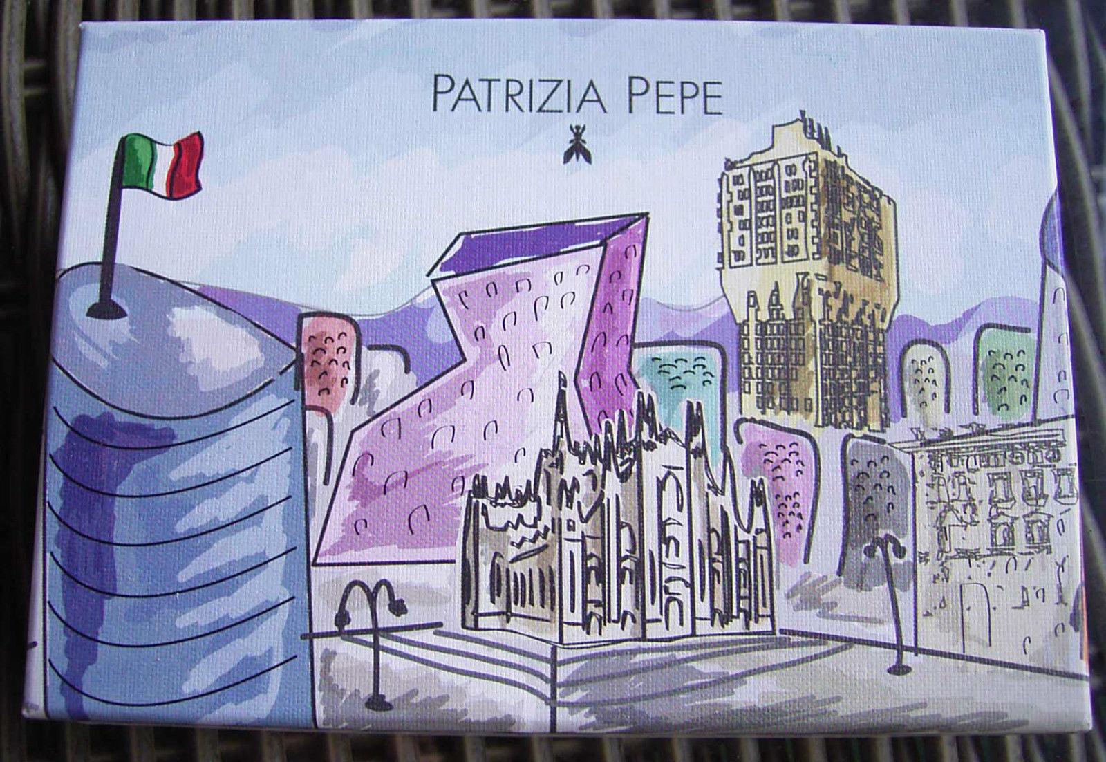 Pubblicità Romme stilista PATRIZIA PEPE-NUOVO SIGILLATO
