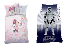 Treat Your Munchkins With Their Favourite Character Beddings (Single)