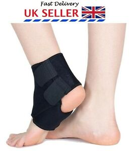 Neoprene-Ankle-Support-Brace-Foot-Guard-Injury-Wrap-Strap-Comfort-Pain-Relief