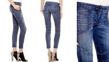 New 3X1 Low Rise Biker Pant Mott Jeans Size 28 ~ $395 NWT