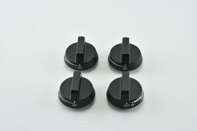 WP71001057 WHIRLPOOL Range surface burner knob