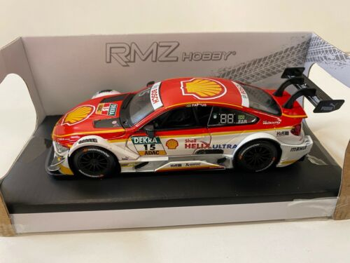 BMW DTM  1//32 1:32  Modell Modellauto RMZ Farfus Shell