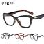 Women-039-s-Retro-Optical-Glasses-Cats-Eye-Clear-Lens-Myopia-Glasses-Frames-New thumbnail 1