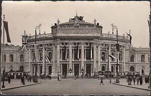 049 / AK Ansichtskarte Wien Wiener Burgtheater 1956 Österreich - Deutschland - 049 / AK Ansichtskarte Wien Wiener Burgtheater 1956 Österreich - Deutschland