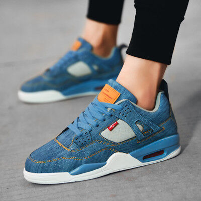 Fashion Men/'s Basketball Shoes Sports Running Sneakers Outdoor Athletic Shoes