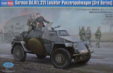 1/35 German Sd.Kfz. 221  Hobby Boss model kit 83812