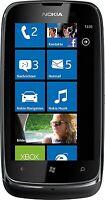 Nokia  Lumia 610 NFC - 8 GB - Schwarz (Ohne Simlock) Smartphone