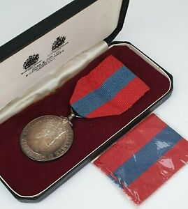 Imperial-Service-Medal-For-Faithfull-Service-Cased-With-Spare-Ribbon
