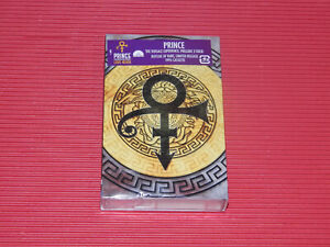 2019-PRINCE-The-Versace-Experience-Prelude-2-Gold-JAPAN-WHITE-CASSETTE-TAPE