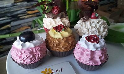 1x Clayre & Eef Petit Fours Tortine Poppanti Plastica Macarons Mufins Cupcakes- Prestazioni Superiori