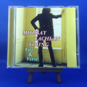 MURRAY-LACHLAN-YOUNG-Vice-amp-Verse-RARE-UK-Out-Of-Print-1997-CD-PRESSING