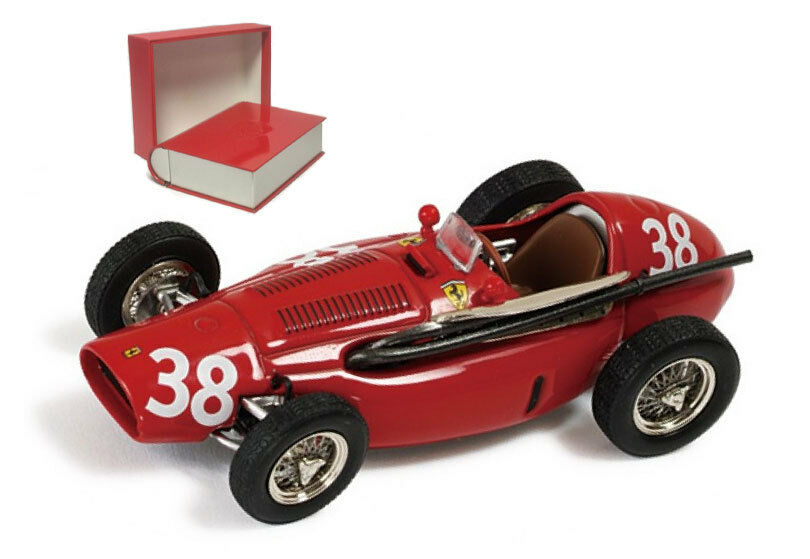IXO sf23/54 FERRARI FERRARI FERRARI 553f1 SUPERSQUALO Spanish GP 1954-Mike Hawthorn SCALA 1/43 4b259e