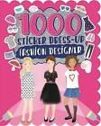 1000 Sticker Dress Up Fashion Designer by Parragon Books Ltd (Paperback / softback, 2015)