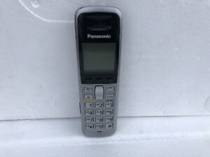panasonic kx tga641m cordless expansion handset phone kx tga641 ebay rh ebay com Telephone Panasonic Kx Tga641 Manual Panasonic Cordless Phones Model KX-TGA641