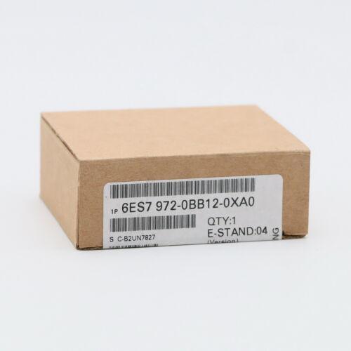 Siemens Simatic 6ES7 972-0BB12-0XA0
