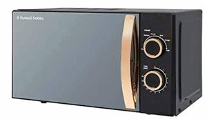 Russell Hobbs 17Litre 700W Rose Gold Solo Microwave