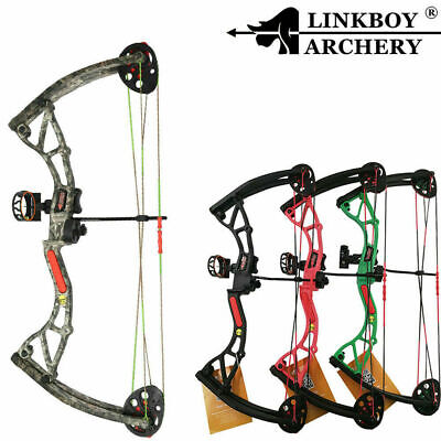 Pink EK Archery Buster Junior Compound Bow 15-29lbs
