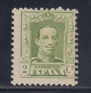 ESPANA-1922-NUEVO-SIN-FIJASELLOS-MNH-SPAIN-EDIFIL-310-2-cts-LOTE-2