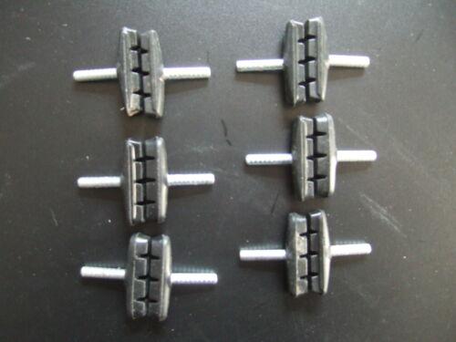 marca Point 12 nuevos zapatas de freno para cantileverbremsen sólo para llantas de aluminio