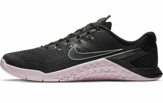 Nike Metcon 4 Men's Training Shoes AH7453 011 Black Pink Foam New In Box