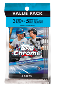 2020-Topps-Chrome-Value-Cello-Pack-Same-Day-Free-Shipping