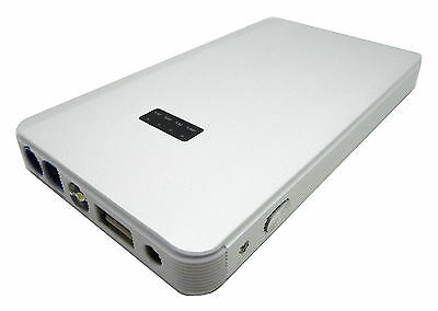 Aluminum Car Jump Start Phone Power Bank iPhone Backup Battery Charger Full Kit