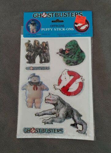 Ghostbusters bouffi Autocollants Scellé dans emballage de collection 1984