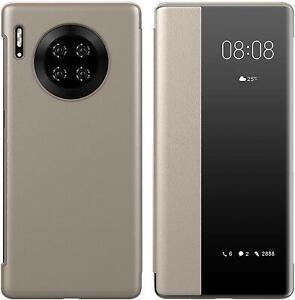 Huawei-Mate-30-Lite-Phone-Case-Protective-Flip-Cover-PU-Leather-Smart-Auto-Wake