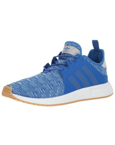Athletic kauwgum plr Schoenen Lace Heren lifestyle Sneakers Up Ah2357 wit Blauw Adidas X wXqcBfC