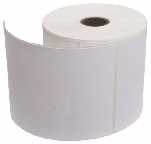 4 Rolls 4x6 Direct Thermal Shipping Labels 250//Roll For Zebra 2844 ZP450 Eltron