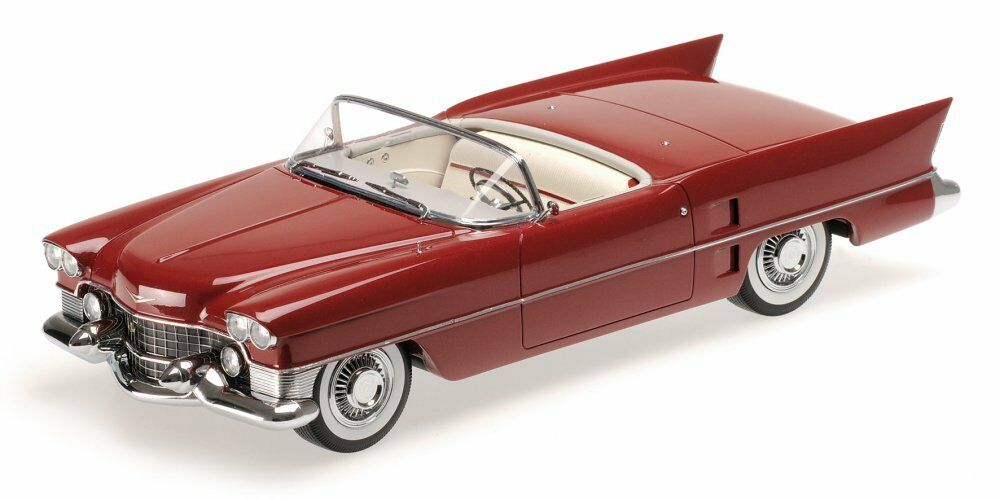 Illac Le Mans Dream Car 1953 rouge 1 18 Model MINICHAMPS
