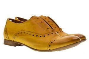 Erman-039-s-scarpe-donna-classiche-210FOR-GIALLO-P18