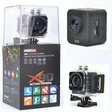 Kaiser Baas X90 Action Camera DVR Sports Helmet Cam Camcorder Cycling Waterproof