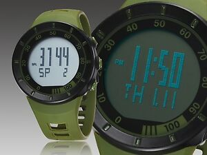 OHSEN-Mens-Waterproof-Military-Alarm-Stopwatch-Sport-Quartz-Digital-Watch-Green