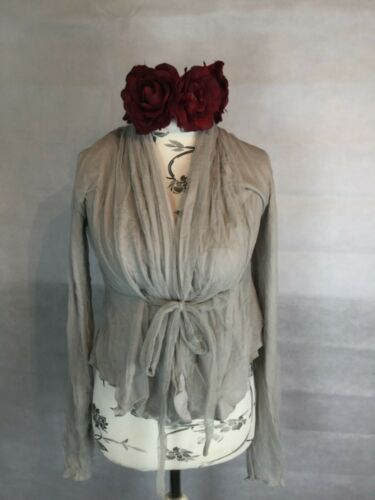L OR XL M GORGEOUS WRAP//BOLERO BY  BOHEMIA OF SWEDEN RRP £65 SIZE S