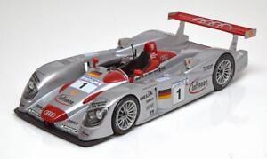 1 18 Maisto AUDI R8 Winner le Mans 2001