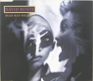 David-Bowie-034-Dead-Man-Walking-034-Cd-039-s-3-Titres-Menthe