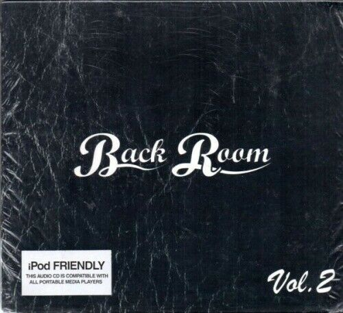 Back Room Vol. 2 - Various - 2 CD - Neu / OVP