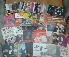Lotto  66 dischi 45GIR '60-'70  RARI (ELVIS PRESLEY, THE BEATLES JHON LENNON...)