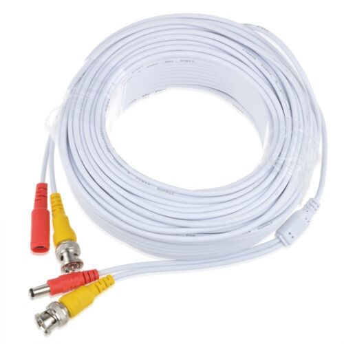 100ft Extention Power Cable for SWANN SWDVK-446004 SRDVR-84500T CODV8-A1080PB8
