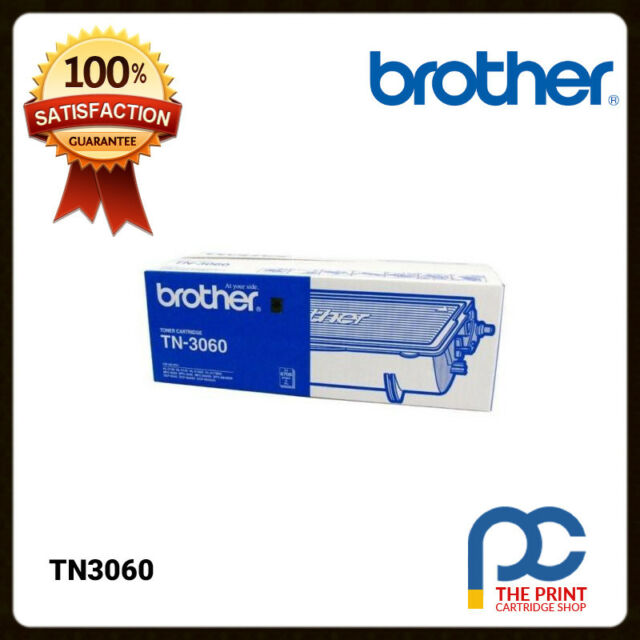 New & Genuine Brother TN3060 BLACK Toner HL-5140 HL-5170DN MFC-8220 MFC-8840D