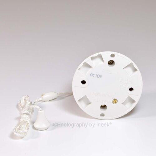 abb concept AC109 10AX Tirette 2 way interrupteur de lumière